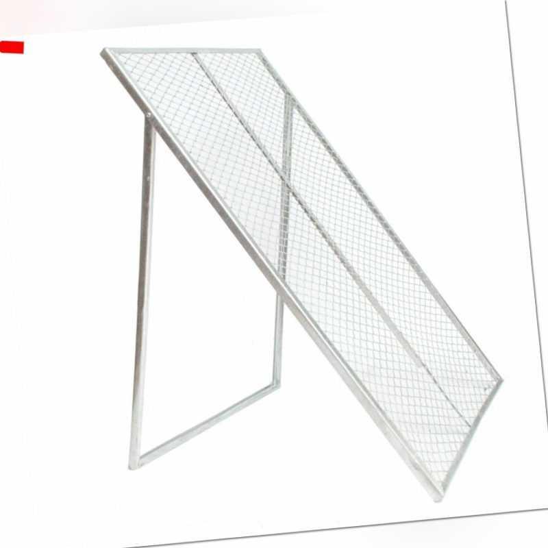 Trutzholm® Gartensieb Durchwurfsieb Kompostsieb 115x75cm Kompostgitter Erdsieb