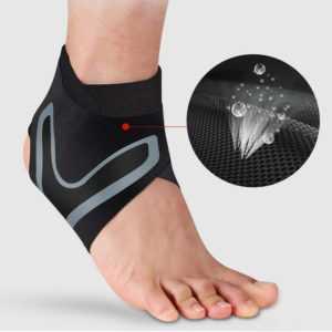 Sport Fußbandage A-Pro Sprunggelenkbandage Knöchelbandage Fitness Training