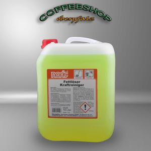 10 Liter Top Profi Kraftreiniger Fettlöser Gastronomiereiniger Reinigungsmittel