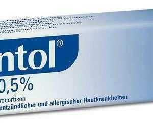 Soventol® HydroCort 0,5% Creme mit Hydrocortison 30 g PZN: 4465138