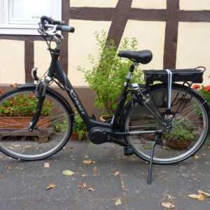 Damen E-Bike Pedelec Elektrofahrrad Tourer 28Zoll Mittelmotor RH54