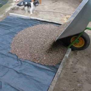 Unkrautschutz 0,65 €/m² Unkrautfolie Bodengewebe Mulchfolie Bodenabdeckung
