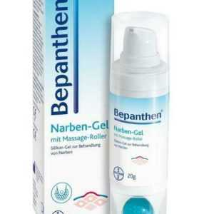 Bepanthen Narben-Gel mit Massage-Roller 20 g PZN: 9461168