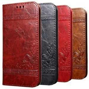 Für Huawei Serie P  Y  Mate Lite Smart Handy Hülle Leder Schutz Tasche Magnet