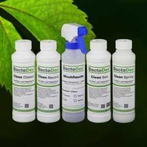 BactoDes-Clean Kennenlern-Set Geruchsentferner gegen Urin Katzenurin Hundegeruch