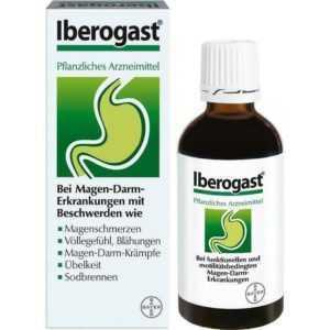 Iberogast Flüssigkeit 50 ml PZN: 0514650