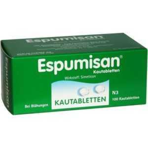 ESPUMISAN Kautabletten    100 st     PZN 6882053