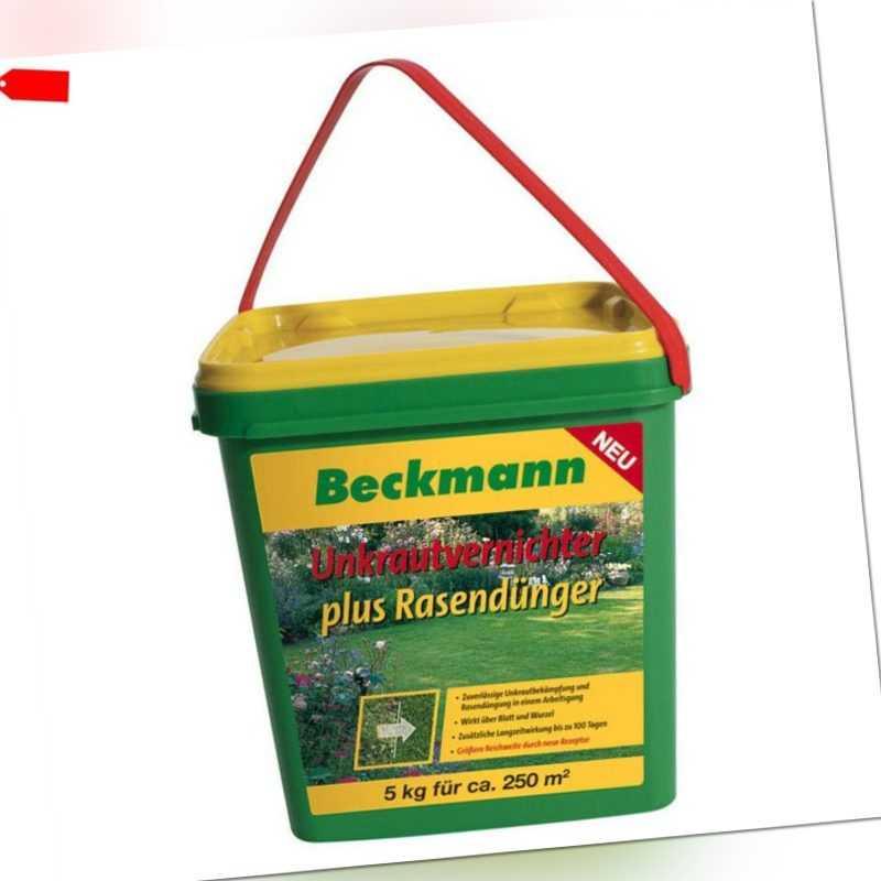 5 kg Rasendünger mit Unkrautvernichter + Langzeitwirkung für ca.250m²