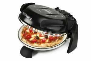 Pizzaofen Delizia Pizzamaker Ofen Kompaktofen Mini Backofen...