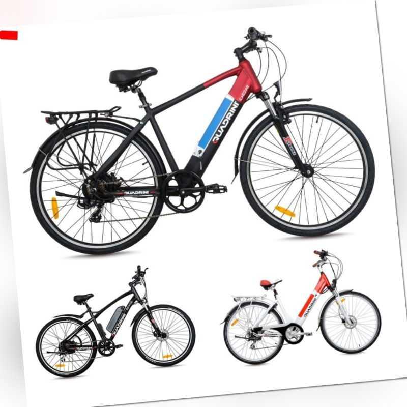 "Elektrofahrrad 36V E-Bike 20""- 29"" Zoll Pedelec Fahrrad mit Motor 7 Gänge ebike"