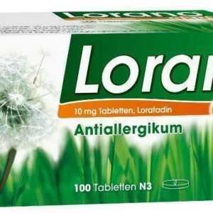 Lorano akut Tabletten 100 St PZN: 7224435