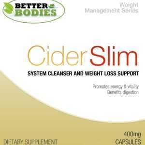 Better Bodies Apfelessig Kapseln Nahrungsergänzung Gewichtsverlust Tabletten