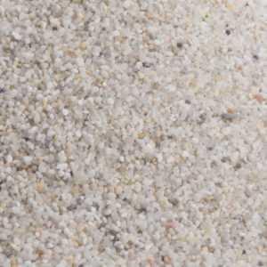 (0,64€/kg) heller Fugensand 25kg, weißer Quarzsand für Pflasterfuge, Einkehrsand