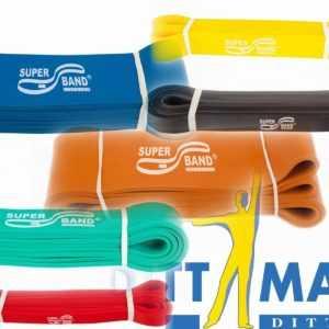Dittmann Superband / Widerstandsband / Fitnessband / Zugband-Training