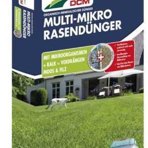 CUXIN DCM Multi-Mikro Rasendünger 20 kg (1,85€/1kg)
