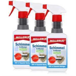 3x Mellerud Schimmel Entferner Aktivgel 500 ml