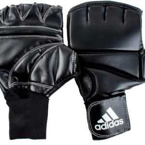 Adidas Boxsack-Handschuhe Boxhandschuhe L/XL aus hochwertigem Büffelleder