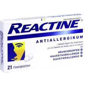 Reactine Antiallergikum   21 st   PZN2152240