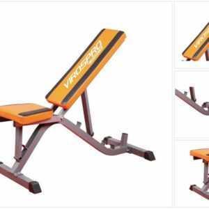 VirosPro Sports Hantelbank Trainingsbank klappbar verstellbar Home Workout