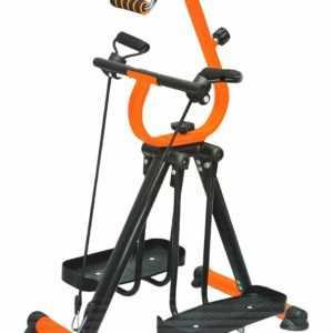 Fitness-Heimtrainer Trainingsgerät Sportgerät Mini-Bike Fitnessbänder Expander
