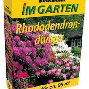 Rhododendron Dünger Organisch-mineralisch 2,5 kg für ca. 25 m²