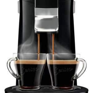 PHILIPS Senseo Viva Café HD6561/69 Kaffeepadmaschine 1450 Watt...