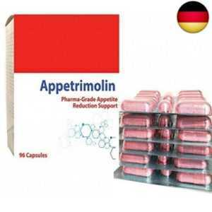 Appetrimolin Appetitzügler Appetithemmer Diät Abnehmen Gewichtsverlust  (1)