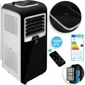 KESSER Mobile Klimaanlage 12000 BTU 3,5kW 4in1 Klimagerät Klima Ventilator EEK A; EEK A++