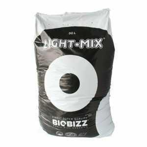 BioBizz Light Mix 50L Erde Pflanzensubstrat Grow Blumenerde  (0,21 EUR/l)