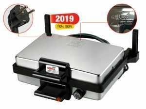 Silex Multigrill Kontaktgrill Silber 610.15.004 Toaster Lahmacun...