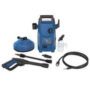 ELEKTRO HOCHDRUCKREINIGER 105 BAR 408 L/H 230V SCHEPPACH HCE1500