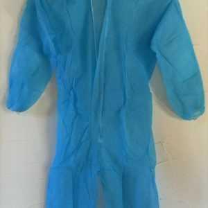 Schutzanzug Overall Maleranzug Einweganzug Schutzbekleidung Gr. M XL XXL XXXL
