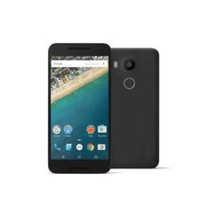 Nexus 5X H791 (aktuellstes Modell) 16GB/32GB - Carbon (Ohne Simlock) Smartphone