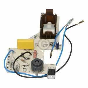 Elektronik Motorsteuerungsmodul Platine Bodenstaubsauger ORIGINAL Bosch 488305