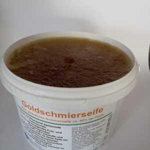Goldschmierseife 40%ig (3 kg-Eimer)