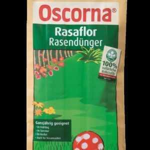Oscorna Rasaflor Rasendünger 20 kg Naturdünger Langzeitdünger NPK organisch BIO