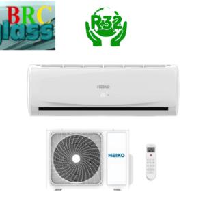 HEIKO Split 3,5 kW  A++  Klimaanlage R32 Split Klimaanlage Klimagerät