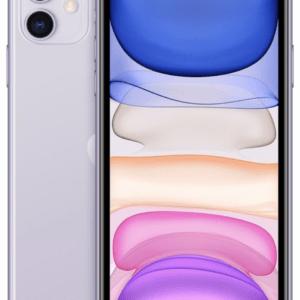 Apple iPhone 11 - 128GB - Violett (Ohne Simlock) NEU OVP MWM52ZD/A EU