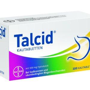 TALCID 100 Stück PZN:01921682