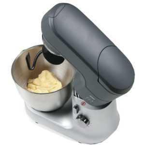Profi Küchenmaschine Domo DO9128KR mit viel Zubehör 4,5L Schüssel...
