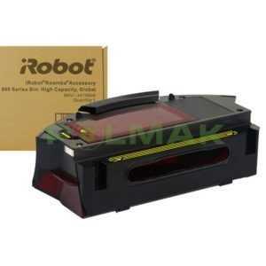 Original Aeroforce Abfalleimer Behälter mit Filter für Irobot Roomba 800 Serie