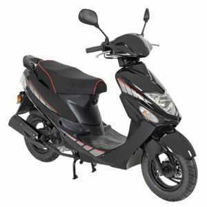 Roller GMX 460 Sport 25 km / h schwarz Euro 4 Abgasnorm 50 ...