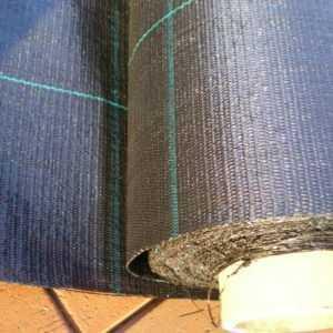 0,55€/m² Bodengewebe Unkrautvlies Mulchfolie UV 1,05 1,65 2,10 3,30 Meter