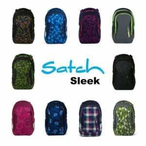 Satch Sleek Schulrucksack Schulranzen - verschiedene Motive