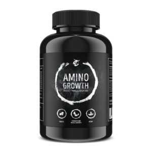 300 Tabletten AMINO-GROWTH Mega Mix! Aminosäuren + Maca 5000mg - Muskelaufbau