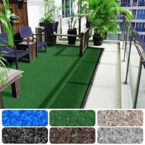 Kunstrasenteppich Farbwunder Pro | Balkonteppich | in 6 Farben Rasenteppich