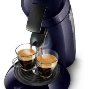 Philips Senseo Kaffeepadmaschine HD7806/70 Blau
