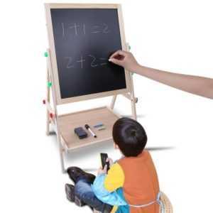 Kindertafel Standtafel Papierrolle Schreibtafel Maltafel Magnettafel Abakus