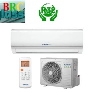 KAISAI Split Klimaanlage 12000BTU 3,5kW R32 ; EEK A++