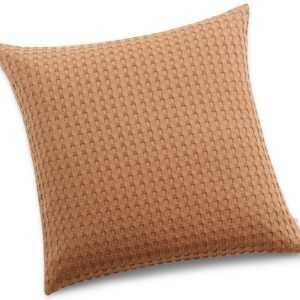 Biederlack Kissenhülle Sage Tones   Pillow ochre - 50 x 50